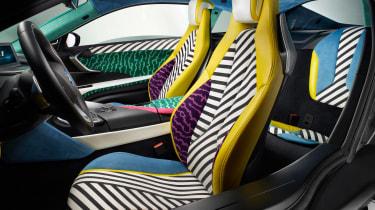 BMW MemphisStyle i8 - interior1