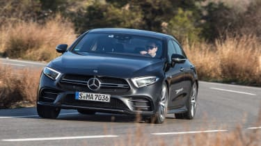 Mercedes-AMG CLS 53 - action