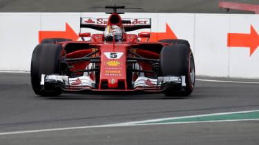 F1 Spa 2017 - Ferrari