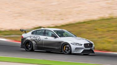Jaguar XE SV Project 8 - front