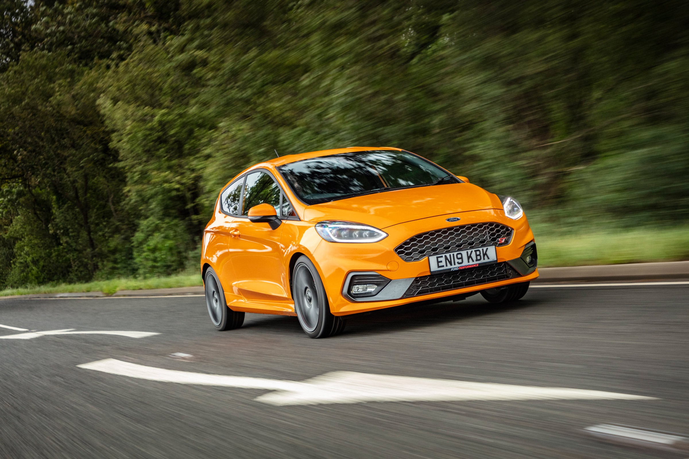 2019 Ford Fiesta ST review – simple, honest fun | Evo