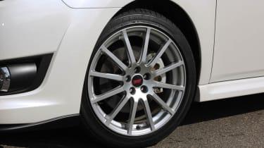 Subaru Legacy 2.5GT tS review