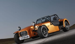 New Caterham 7 hire scheme