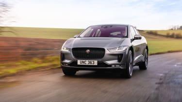 Jaguar I Pace – front
