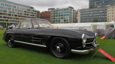City Concours - Mercedes-Benz 300SL Gullwing