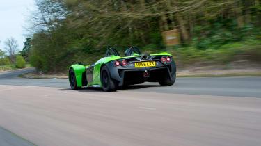 Elemental RP1 driving