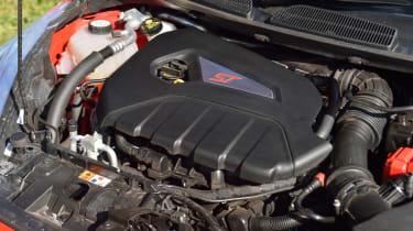 2013 Ford Fiesta ST 1.6-litre turbo engine