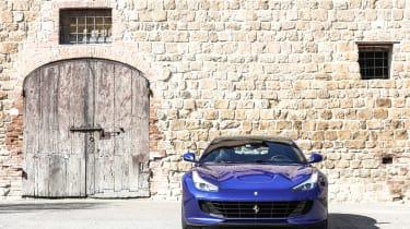 Ferrari GTC4 Lusso T static front