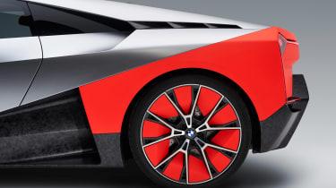 BMW Vision M Next - rear wheel