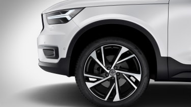 Volvo XC40 - wheels
