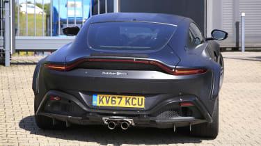 Aston Martin Vantage mule – 19