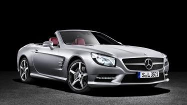 2012 Mercedes-Benz SL