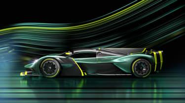 Aston Martin Valkyrie AMR Pro – profile