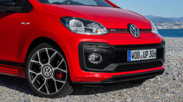 Volkswagen Up GTI 2018 detail