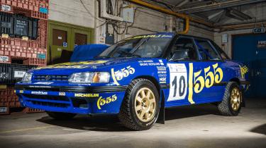 1993 Subaru Legacy Group A