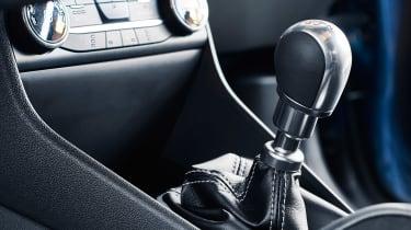 2017 Ford Fiesta ST - gearstick