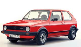 Birth of an icon: Volkswagen Golf GTI Mk1