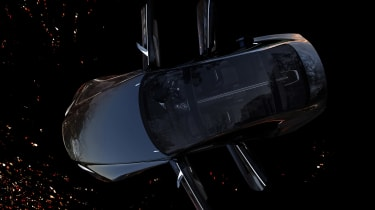 Mazda Vision Concept Coupe - roof