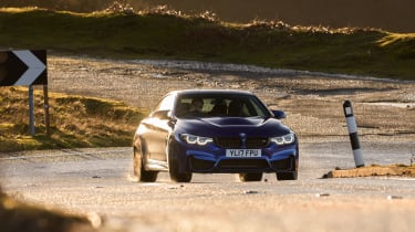 BMW M4 CS – front