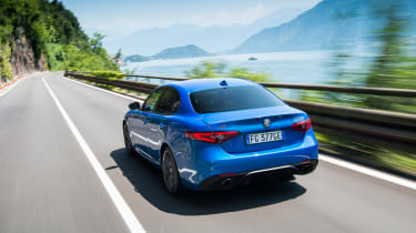 Alfa Romeo Giulia Veloce review - the sweet spot in the