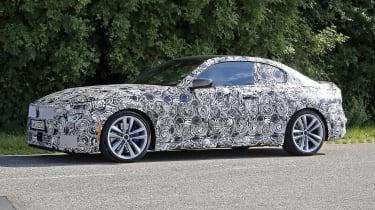 2021 BMW 2-series spy – side wheel