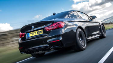 BMW M4 MY18 Comp pack - rear