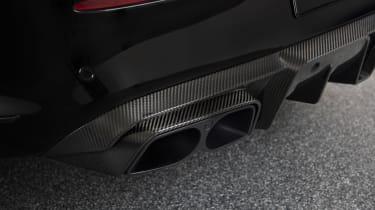 Brabus 650 Cabrio exhaust
