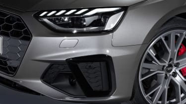 Audi A4 avant - lights