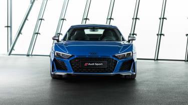 Audi R8 V10 Plus facelift - front