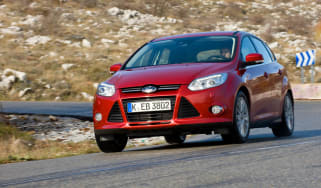 New Ford Focus 2.0 TDCi Titanium diesel review