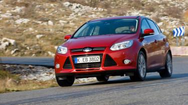 New Ford Focus 2.0 TDCi Titanium diesel review