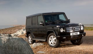 Mercedes-Benz G350 CDI G-Wagen review