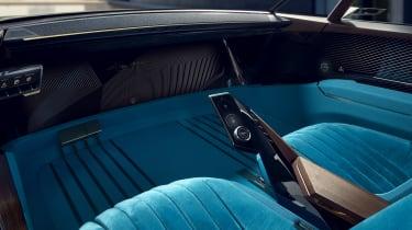 Peugeot e-Legend concept - interior