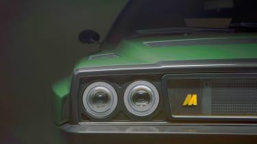 Automobili Amos Lancia Delta Integrale - lights