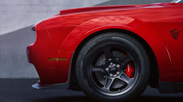 Dodge Demon wheels