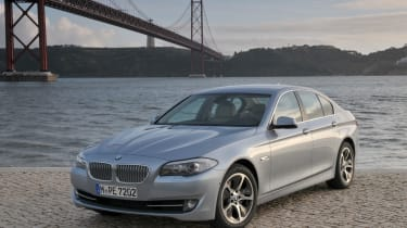 340bhp BMW ActiveHybrid5 launched