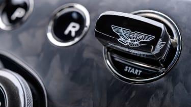 Aston Martin Vanquish S - key