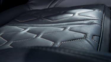 Peugeot 3008 GT leather seats