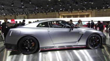 Nissan GT-R Nismo Tokyo motor show