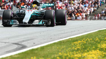 Lewis Hamilton – Austria GP 2017