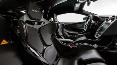 McLaren 600LT MSO - interior