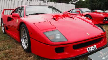 Goodwood Festival of Speed - Ferrari F40