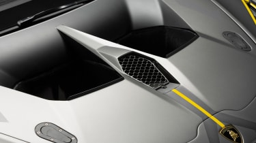 Lamborghini Huracan Super Trofeo EVO - bonnet