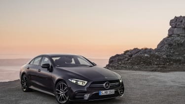 Mercedes-AMG CLS53 – front quarter