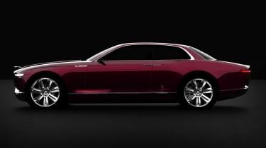 Jaguar turns down Bertone B99 concept