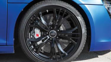 2013 Audi R8 V10 Plus alloy wheel