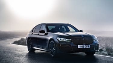 BMW 7-series 2019 static