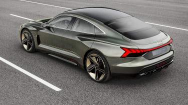 Audi E-tron GT Concept - side