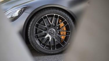 Mercedes-AMG GT C Coupé - Wheel