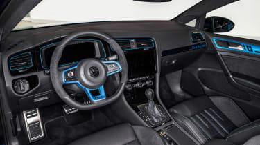 Worthersee 2017 Golf GTI - interior